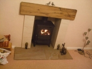 Huntingdon 25 Multi-Fuel Stove, Banks, Southport, Merseyside