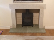 ​Stovax Stockton 5 Flat Top Multi-Fuel Stove, Rufford, Ormskirk, Lancashire