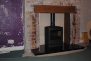 Yeoman CL5 Multi-Fuel Stove 2, Brinscall, Chorley, Lancashire