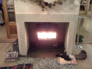 Yeoman CL8 Multi-Fuel Stove, Scarisbrick, Southport, Merseyside