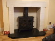 Yeoman Exe Flat Top Multi-Fuel Stove, Banks, Southport, Merseyside