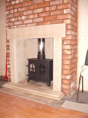 Yeoman Exe Flat Top Multi-Fuel Stove, Ormskirk, Lancashire