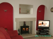 Yeoman Exe Flat Top Multi-Fuel Stove, Southport, Merseyside