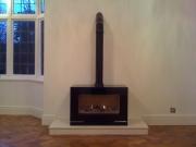 Gazco Riva Studio Gas Stove 2, Formby, Merseyside