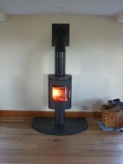 Morso 6148 on Pedestal, Leyland, Preston, Lancashire