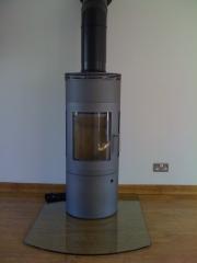 Westfire Uniq 16 with Log Door, Preston, Lancashire