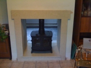 Yeoman Exe Double Sided Double Depth Flat Top Multi-Fuel Stove 4, Appley Bridge, Wigan, Lancashire