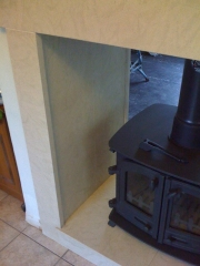 Yeoman Exe Double Sided Double Depth Flat Top Multi-Fuel Stove 5, Appley Bridge, Wigan, Lancashire