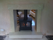 Yeoman Exe Double Sided Double Depth Flat Top Multi-Fuel Stove, Appley Bridge, Wigan, Lancashire