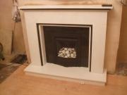 Legend Vantage Gas Fire, Churchtown, Southport, Lancashire
