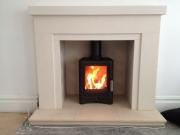 Broseley Evolution 5 Wood Burning Stove, Crosby, Liverpool, Merseyside