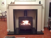Broseley Serrano 7 Multi-Fuel Stove 2, Leyland, Preston, Lancashire