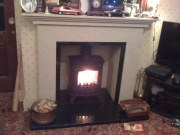 Yeoman Exmoor Flat Top Multi-Fuel Stove, Birkdale, Southport, Merseyside